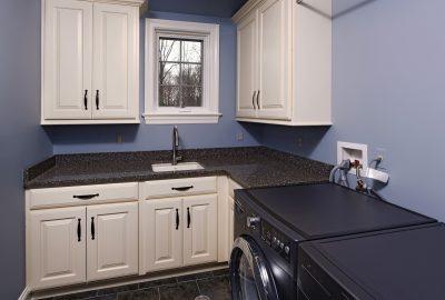laundry room cabinets installer cedar rapids iowa