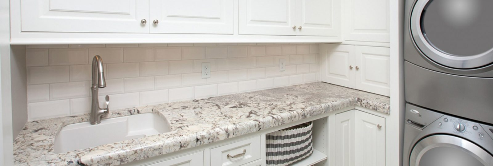 new kitchen laundry mud room cabinets