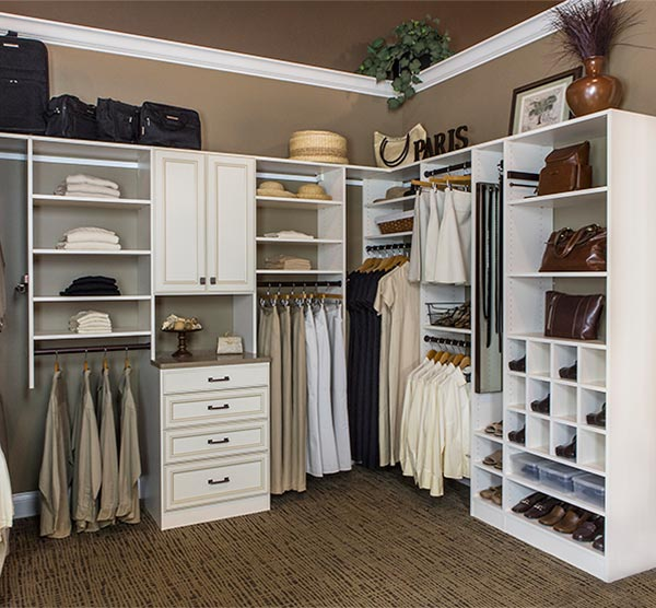 Ordinaire Iowa Closet Drawer System For Sale