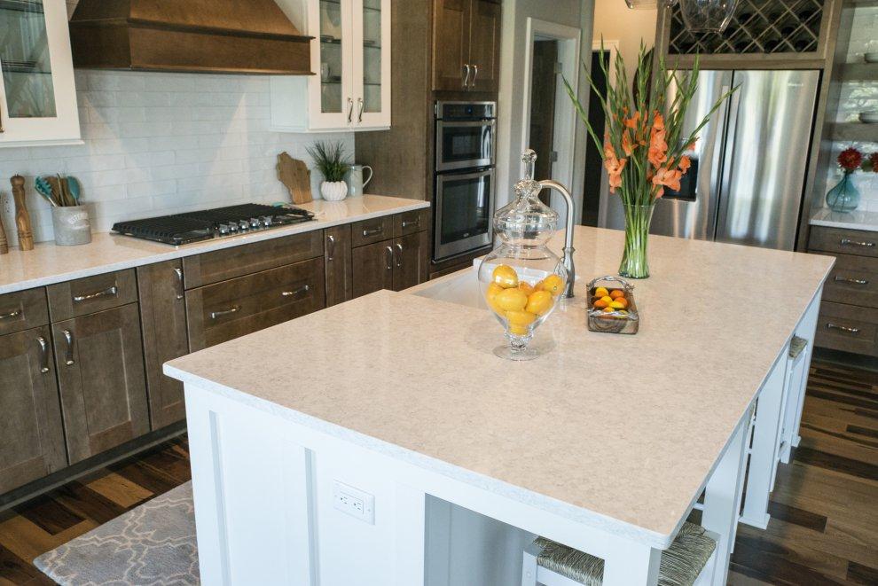 Kitchen Countertops Installation Company Heartland Design Kalona Ia