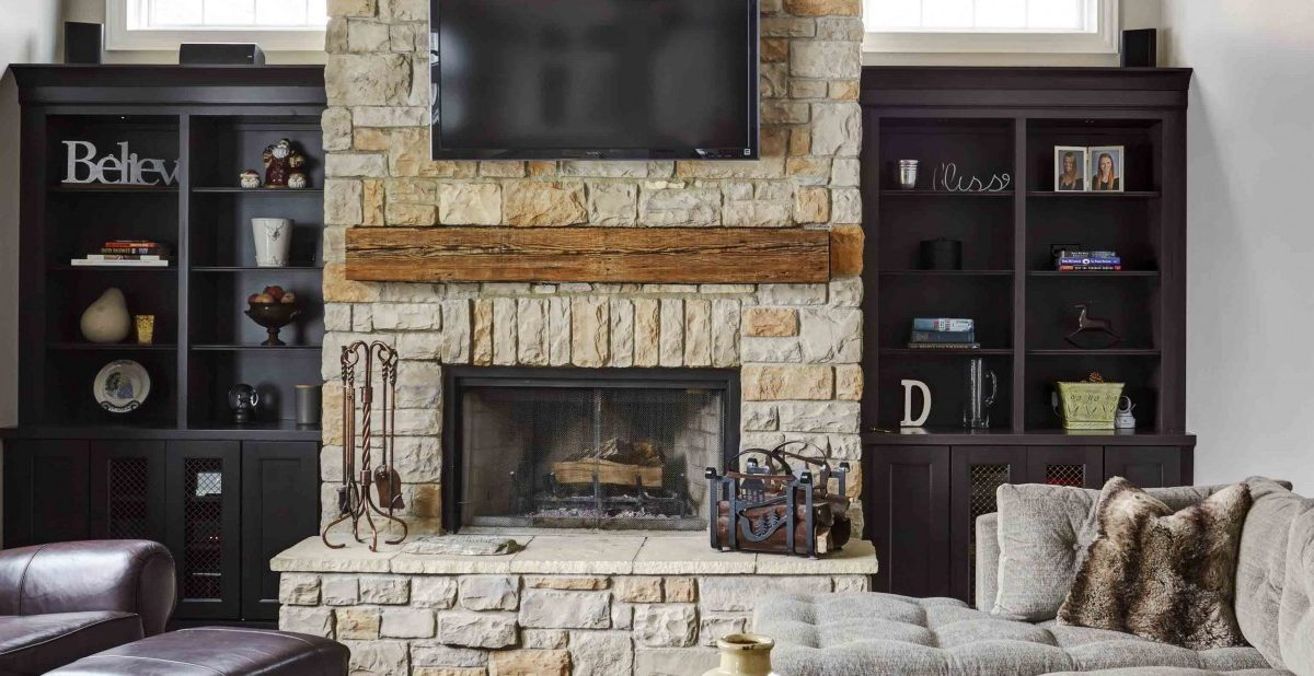 wood fireplace mantel ideas kalona iowa